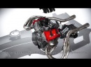 2016 new Honda Project 24 powered RC213V promo video