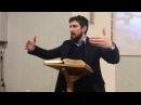 Защитная проповедь Павла перед иудеями