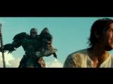 Голос Бамблбии. Оптимус Прайм против Рыцарей Стражей | Трансформеры:Последний рыцарь(2017) IMAX CLIP.mp4