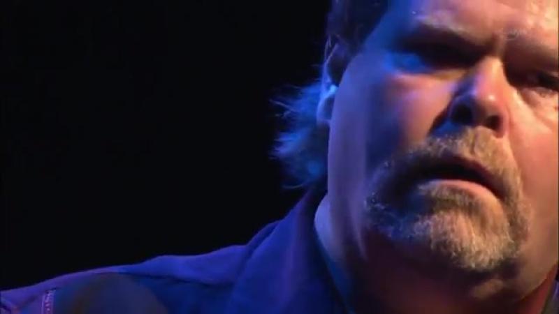 Две легенды. Gary Moore солирует для John Mayall The Bluesbreakers