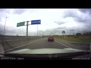 Очень повезло Симферопольское шоссе.