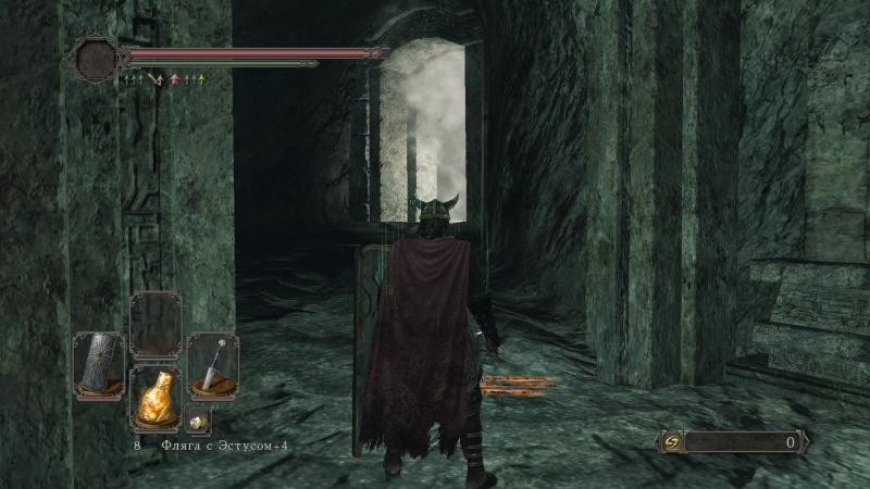 Dark Souls II Командир крысиной гвардии