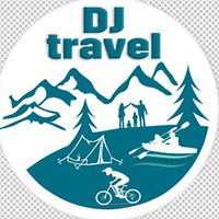 Логотип DJ-TRAVEL / Путешествия по Кавказу