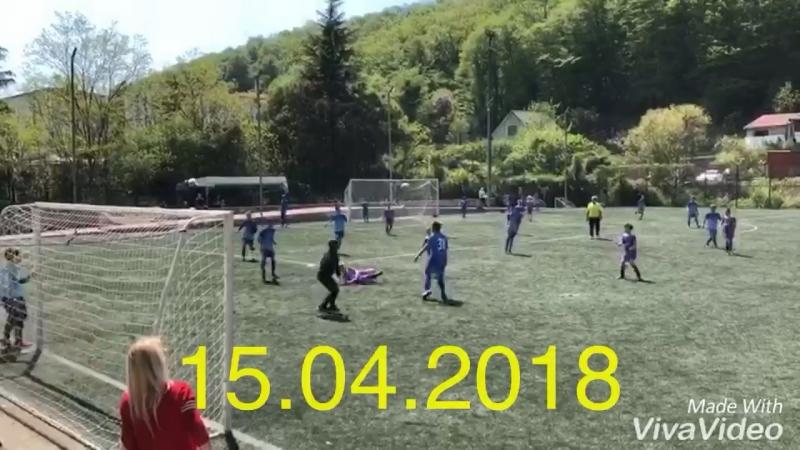 Кудепста 2007-8 г.р. Апрель. Кудепста