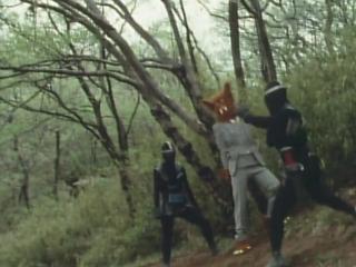 [FRT Sora] Himitsu Sentai Goranger - 07 [480p]
