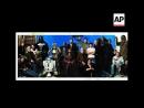 Annie Leibovitz Photoshoot star wars vanity fair cover On the set