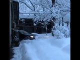 Эй слышь Снег Сюда иди !