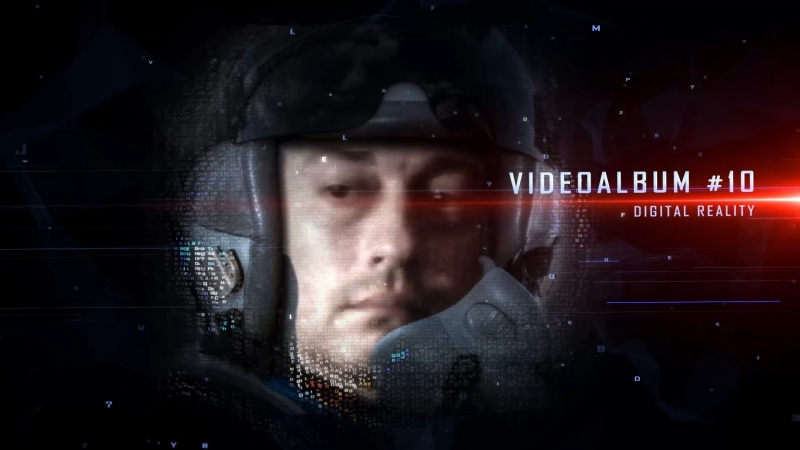 видеоальбом №10 Digital Reality