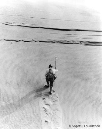 """Кадр из фильма """"Женщина в песках"""", 1964"""