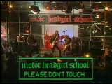 MOTORHEAD and GIRLSCHOOL - Please Don't Touch - TV Appearances 1981