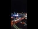 18 12 2017 ЖК Триумф Астана Түнгі Астана жоғарыдан қарағандағы