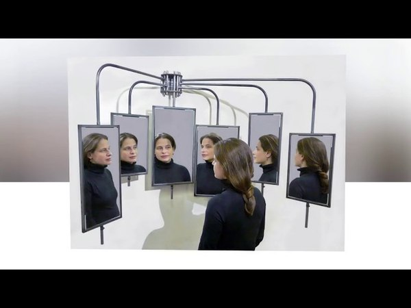 ЛУИЗА ХЕЙ / Сделай зеркало своим другом! День 2
