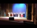 Морской танец Бескозырка белая 5 мая 2018 ДК ФЭИ