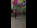 Соло Малики Сармсаковой на День Рождения Киви Дэнс