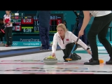 Керлинг. Смешанные пары. Норвегия - Россия (Highlight) 08.02.2018 #Россия