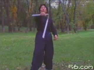 双节棍 - Шуан Цзе Гунь (Нунчаку) Фильм 16. Обучение