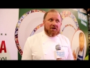 Кулинарный мастер-класс от Константина Ивлева в ТРК «НЕБО»