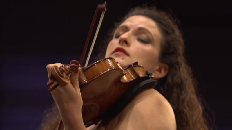 Heinrich Ignaz Franz von Biber - Passacaglia in G Minor - Liza Ferschtman, violin