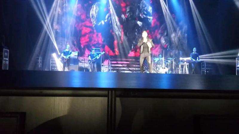 Сергей Лазарев - Биение сердца (Шоу The Best.Белгород 20.02.2017)
