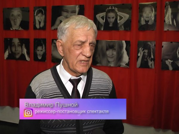 ГТРК ЛНР Вестибюль 23 апреля 2018