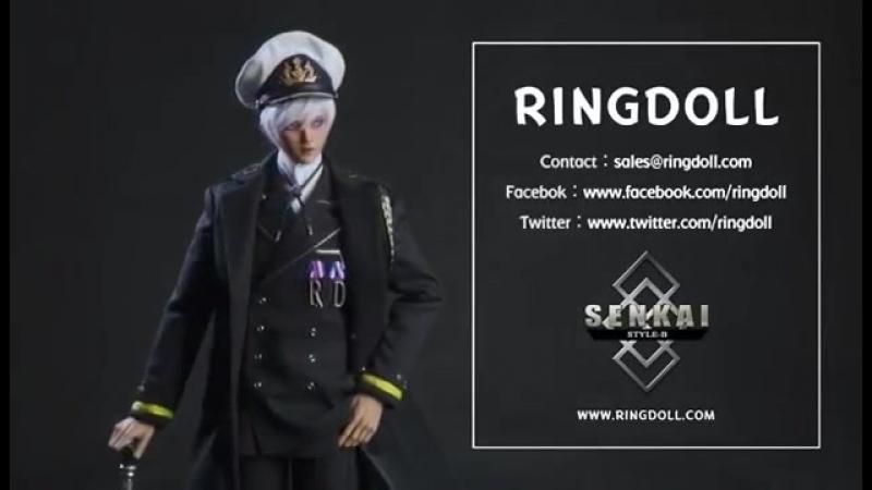 S (SenkaiB) 360° rotating Ringdoll video