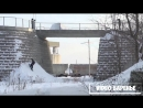 Крутые трюки на сноуборде по городу (VIDEO ВАРЕНЬЕ)