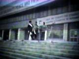 1985 г Москва анс из Сибири Шахтёрский огонёк на Международном Фестивале Молодёжи и студентов с творчеством к Юбилею Шахтёрский