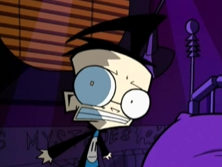 Invader Zim – The Writers of Zim ENG