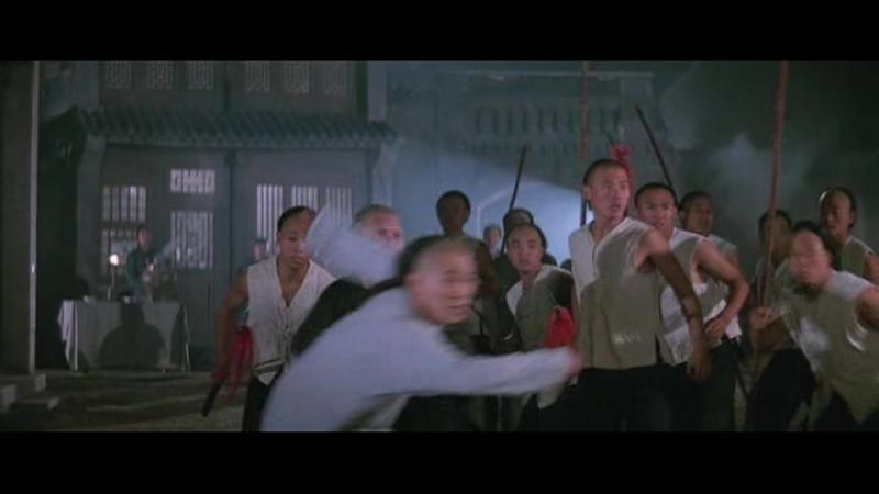 1993 - Однажды в Китае 3 / Wong Fei Hung Ji Saam. Si Wong Jaang Ba