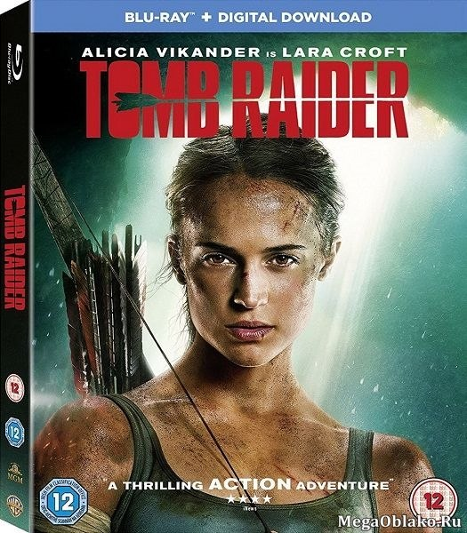 Tomb Raider: Лара Крофт / Tomb Raider (2018/BDRip/HDRip)