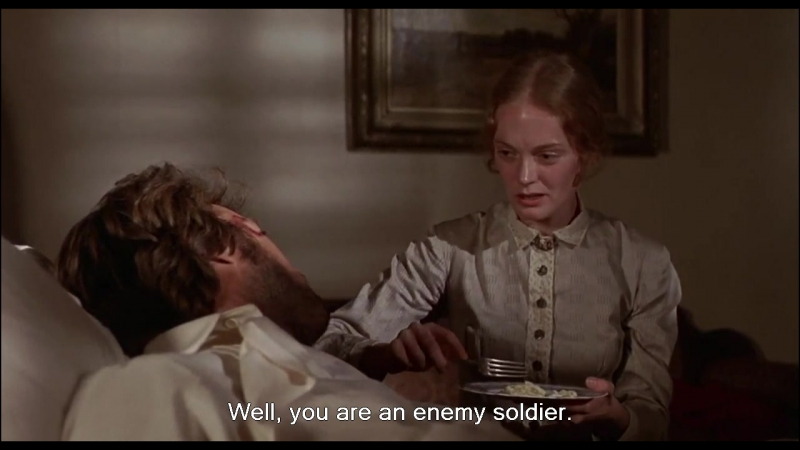 The Beguiled (1971) - A prisoner in girls' school