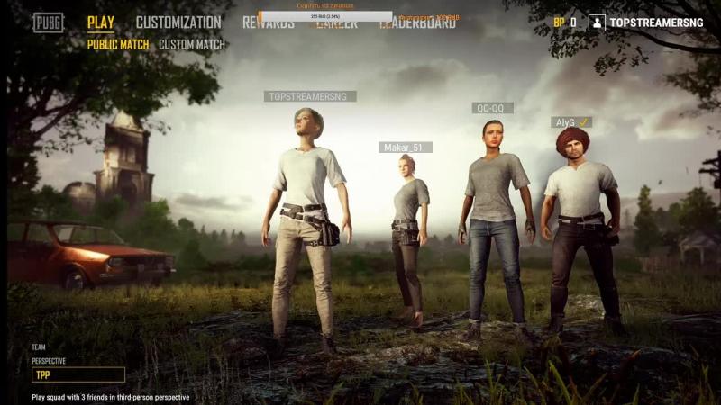 PUBG dream team MLG