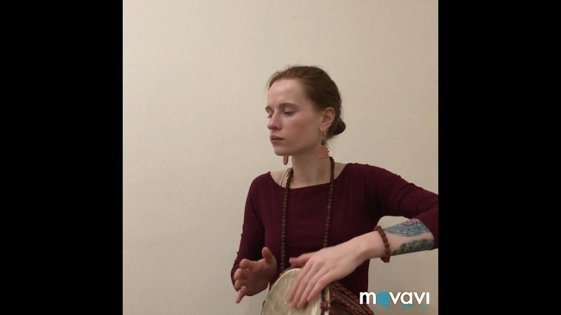 Репетиция Алеси Изюмовой ч I 🥁