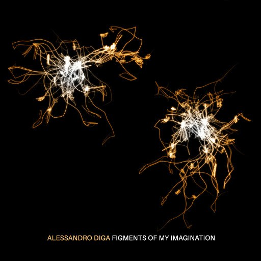 Alessandro Diga альбом Figments Of My Imagination