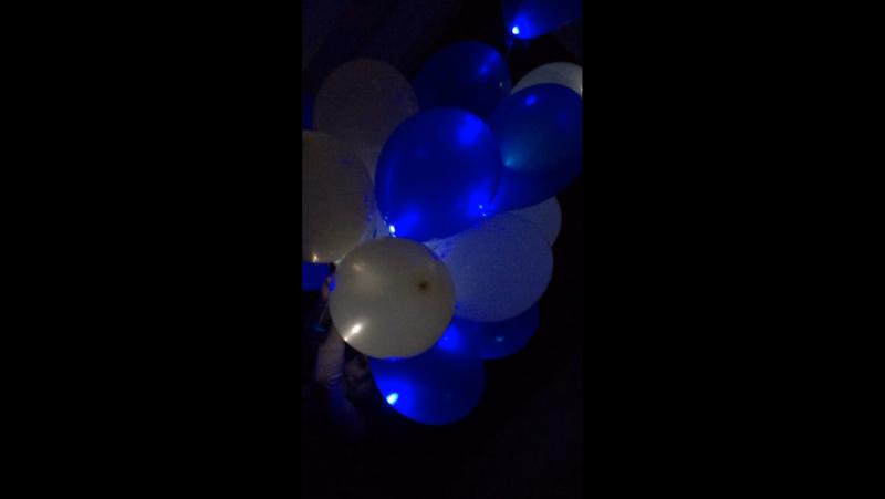 Кульки-світлячки