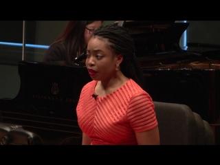 Joyce DiDonato: Master Class at Carnegie Hall (II/III) 22.04.18