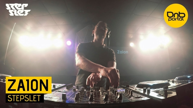 Zaion - Stepslet [27.04.2018 / Live / Brno / Cze / Faval] (www.dabstep.ru)