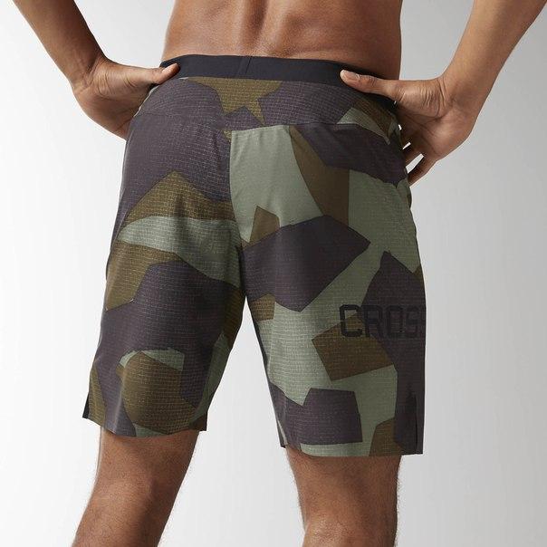 Спортивные шорты Reebok CrossFit Super Nasty Reversible