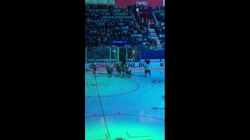 Плей-офф КХЛ Салават Юлаев - Трактор