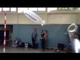 astriX flown by Arne Malcharowitz Airship Regatta Bremen 2016 3rd price