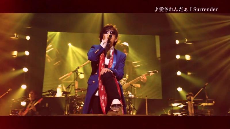 TETSUYA 2018.4.25 Blu-ray&DVD『15th ANNIVERSARY LIVE』Teaser Movie