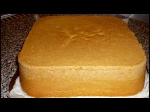 Ну О Очень вкусный Пышный Бисквит EDILKA Домашняя кухня рецепты на каждый день