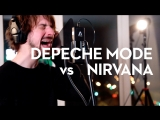 Depeche Mode / Nirvana | Time for Heroes mashup