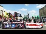 Националисты на Марше в Защиту Свободного Интернета