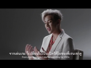 [VIDEO] 171211 BamBam @ FWD Real People, Real Passion (Season 4)