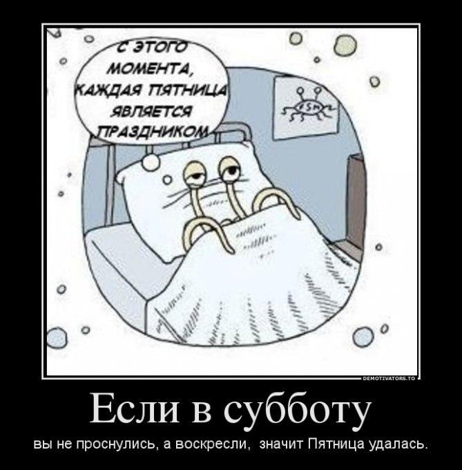 Порция субботних весёлых демотиваторов. (20 картинок)