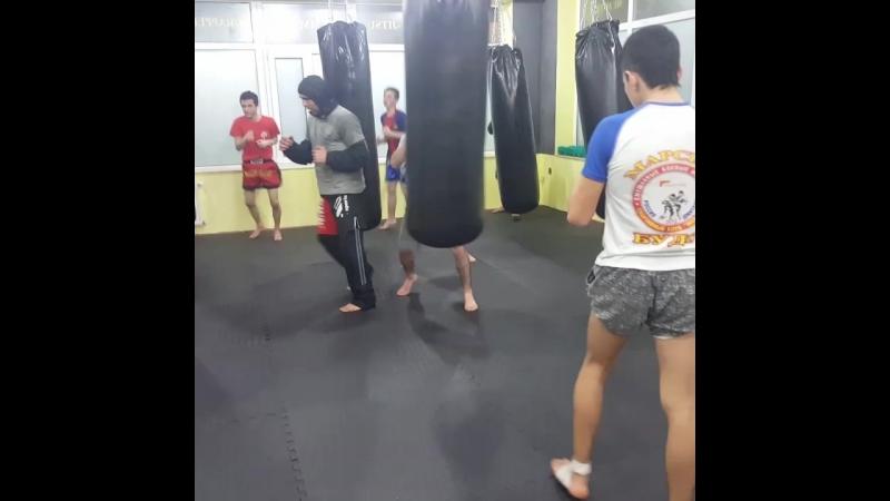 Marsey fight Club Azerbaijan