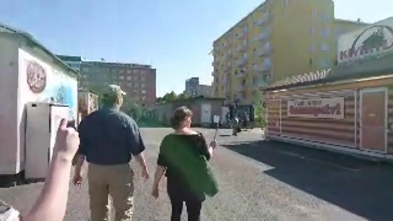 Kurdit mölyää taas Tampereella