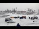 Сейчас в STR. Освящение воды на реке Ашкадар