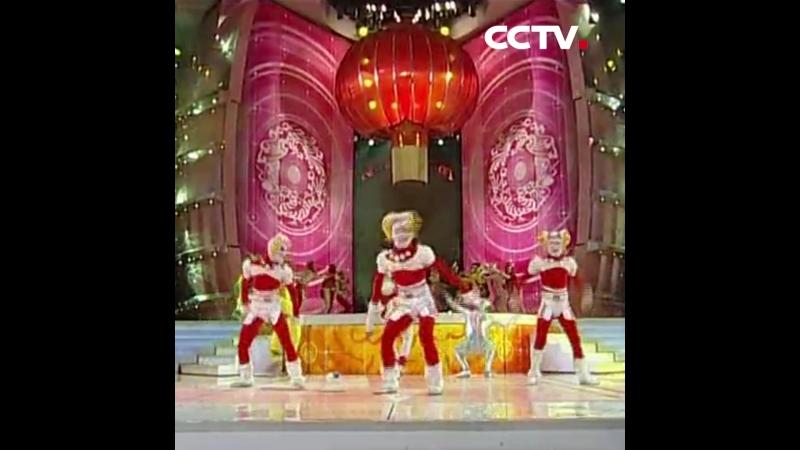 12 китайских знаков зодиака поздравляют с Новым годом